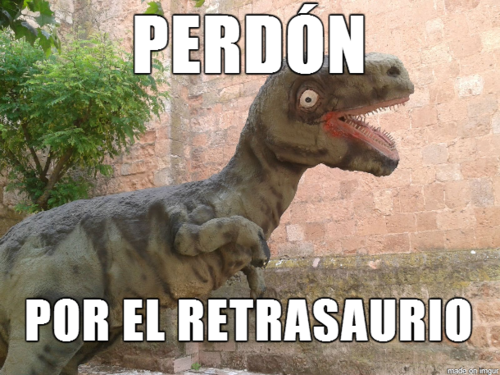 retrasaurio